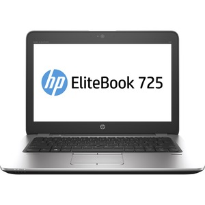 "HP EliteBook 725 G3 A8-8600B Radeon R6 12.5"" WXGA LED 4GB 500GB WIN7/10 Pro Laptop"