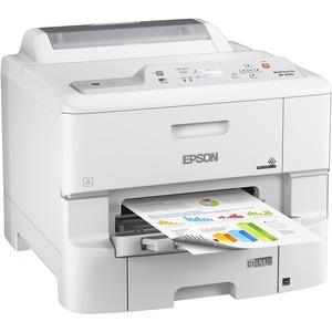 EPSON WorkForce Pro WF-6090 - Inkjec printer - Color - Ink-jet - ISO Print Speed: 24 p