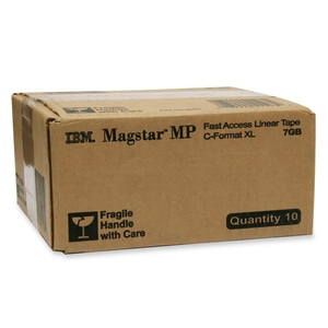 IBM Magstar Tape Cartridge - 3570 - 7GB (Native)/21GB (Compressed) - 10 Pack