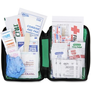 299-piece Soft Case First Aid Kit