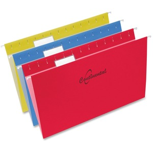 1/5-cut Tabs Legal Sz Hanging Folders
