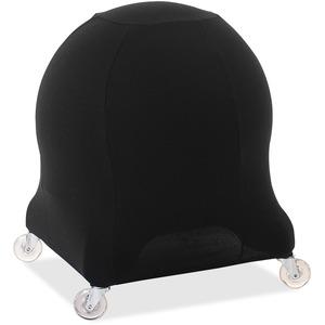 Evolution Chair Ball Chair Black Cozy Slipcover