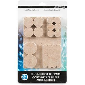 Self-adhesive Felt Pads