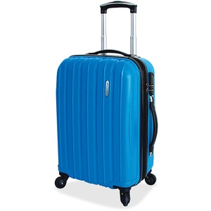 """20"""" Carry-on Expandable Polypropylene Spinner Luggage"""