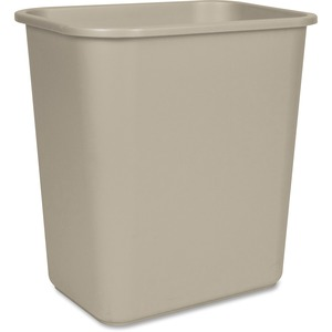 All-plastic Washable Waste Basket