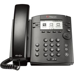 POLYCOM MICROSOFT SKYPE F/ BUSINESS desktop voip phone