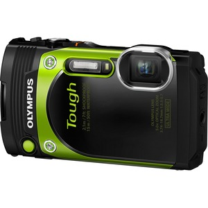 Olympus TG870 Digital PS Camera Green