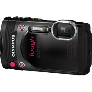 Olympus TG870 Digital PS Camera Black