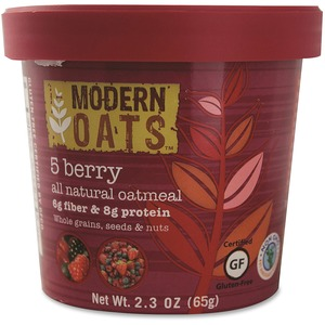 5 Berry All Natural Oatmeal