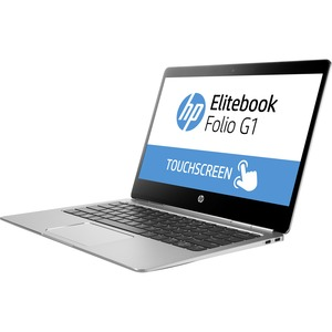 HP Bi Smartbuy EliteBook Folio G1 M5-6Y57 8GB RAM/256GB 12.5IN WIN10PRO Bilingual Laptop