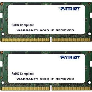 Patriot Signature DDR4 32GB PC4-17000 (2133MHZ) CL15 SODIMM