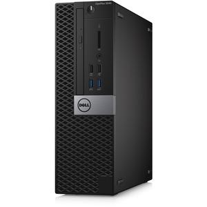 Dell Optiplex 5040 SFF I5-6500 3.2G 8GB 256GB SSD PCIe DVDRW WIN10P 3YR NBD Desktop