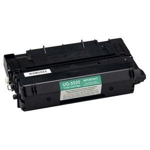 Panasonic Black Toner Cartridge - Laser - 12000 Page - Black