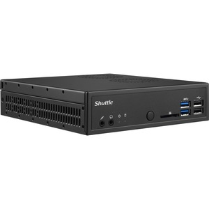 SHUTTLE XPC System solutions DH110