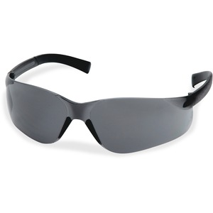 Impact Products Proguard Fit 821 Smaller Safety Glasses - Ultraviolet Protection - Polycarbonate Lens - Gray, Gray - 1 Each