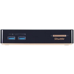 SHUTTLE XPC System solutions NC01U