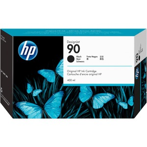 HP 90 Black Ink Cartridge HEWC5058A
