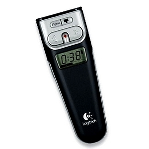 Logitech Cordless Presenter Remote Control