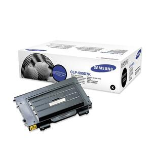 Samsung Black Toner Cartridge SASCLP500D7K