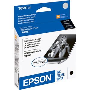 EPSON - SUPPLIES PHOTO BLACK INK CARTRIDGE FOR STYLUS PHOTO 2400