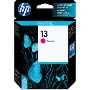 HP 13 Magenta Original Ink Cartridge HEWC4816A