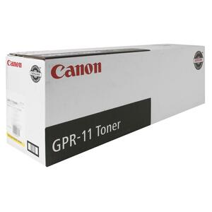 Canon GPR-11 Yellow Toner - Laser - 25000 Page - Yellow