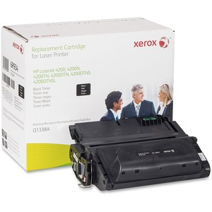 Xerox Black Toner Cartridge - Laser - 12000 Page - Black