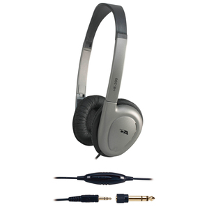 CYBER ACOUSTICS DELUXE COMPUTER STEREO HEADPHONE MOQ24