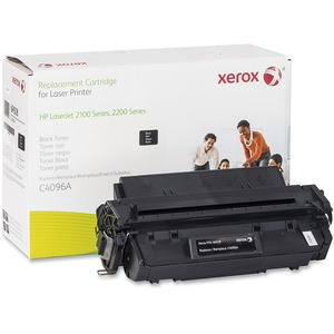 Xerox Black Toner Cartridge - Laser - 5000 Page - Black - 1