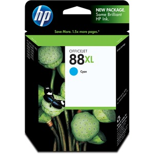HP 88XL High Yield Cyan Original Ink Cartridge HEWC9391AN