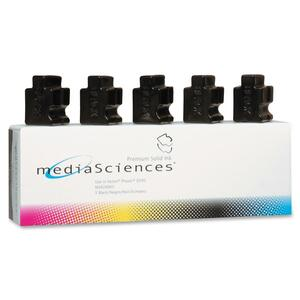 Media Sciences Solid Ink Sticks MDAMS8200K5
