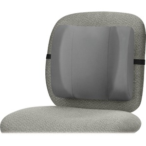 Fellowes Standard Back Rest - Graphite FEL91926