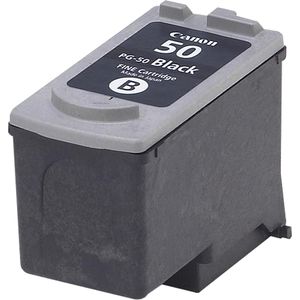 Canon PG-50 High Capacity Black Ink Cartridge CNMPG50