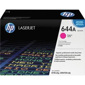 HP - TONER MAGENTA PRINT CARTRIDGE FOR CLR LASERJET 4730 MFP 12K YLD