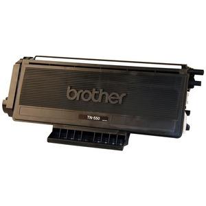 BROTHER - SUPPLIES TN550 BLK TONER CART F/ HL5240 HL5250DN/ MFC8460N SER 3500PG YLD