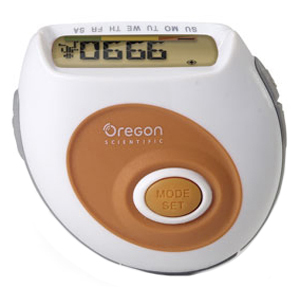 Oregon Scientific Oregon Scientific PE823 Pedometer with Calorie Counter
