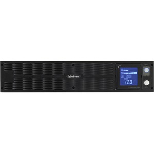 CYBER POWER SYSTEM - DT SB 1000VA UPS SMART APP LCD RMT 2U PURESINE AVR XL 120V 8OUT 5-15R 3YR