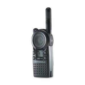 Motorola CLS1410 Portable Business Two-way Radio4 UHF - 5 Mile