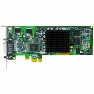 Matrox Millennium G550 LP Graphics Card