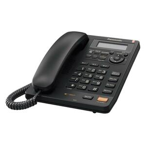 Panasonic Standard Phone - Black PANKXTS620B