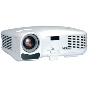 Nec multisync lt30 micro and ultra portable projector for Micro portable projector