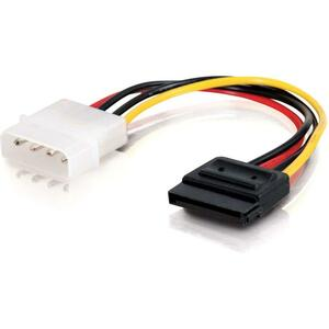 "Cables To Go 6"" Serial ATA Power Adapter Cable"