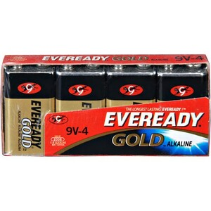 Energizer Eveready Alkaline Battery for General Purpose