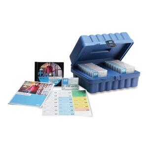 HP DAT 72 Storage Media Kit HEWC8012A
