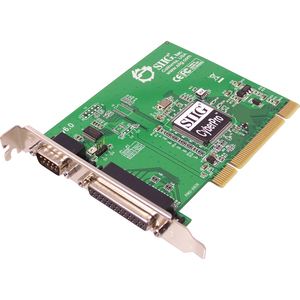SIIG Cyber JJ-P11012-S6 PCI Serial/Parallel Adapter JJ-P11012-S6