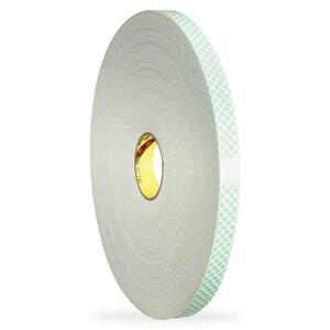 3M Double Coated Urethane Foam Tape MMM4008