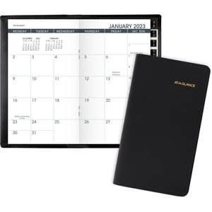 At-A-Glance Deluxe Pocket Monthly Planner AAG7006405
