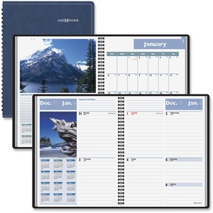 At-A-Glance DayMinder Scenic Appointment Book AAGG70017