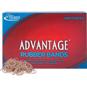 Alliance Rubber Advantage Rubber Bands ALL26105