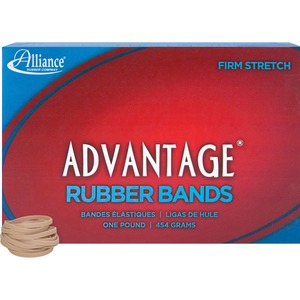 Alliance Rubber Advantage Rubber Bands ALL26305